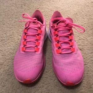 Nike Pegasus 37 Hot Pink Size 9